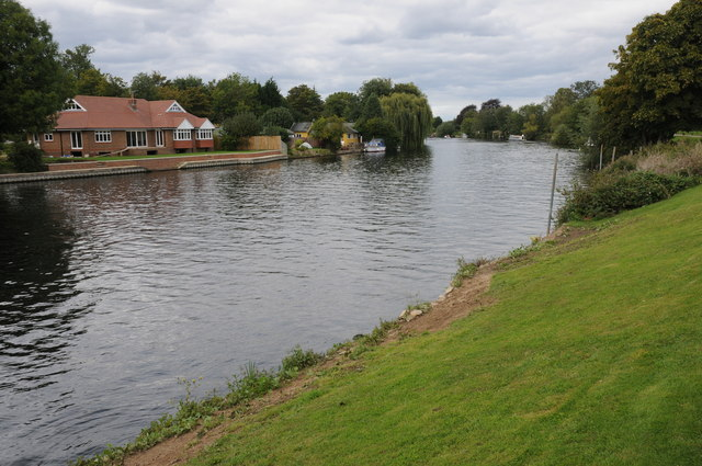 River Thames at Laleham