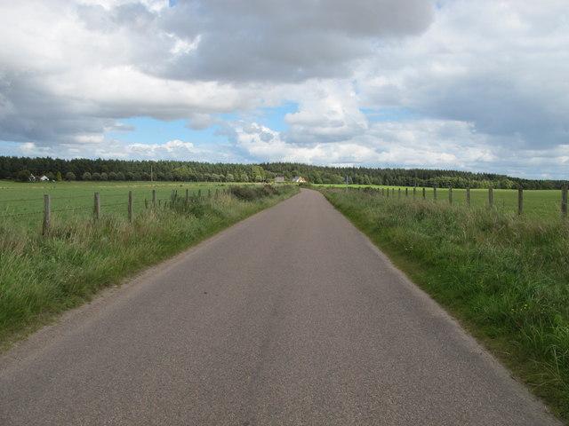 Minor Road from Nairn to Kintessack