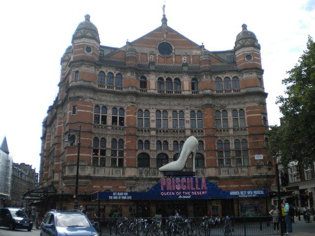 Palace Theatre, Cambridge Circus WC2