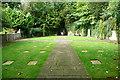 SU9085 : Cliveden, war memorial garden by Graham Horn
