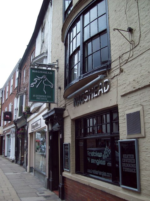 The Nag's Head Pub in York