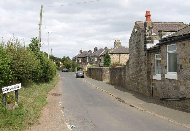 Gateland Lane