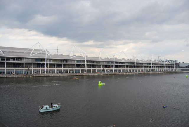 ExCeL Centre, Royal Victoria Dock