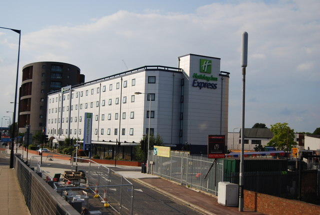Holiday Inn, Canning Town