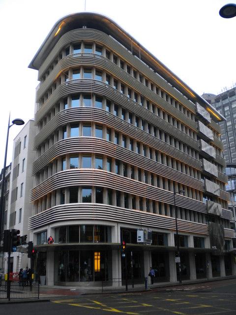 Building, Park Lane W1