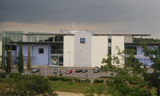 Mercedes-Benz World, Brooklands