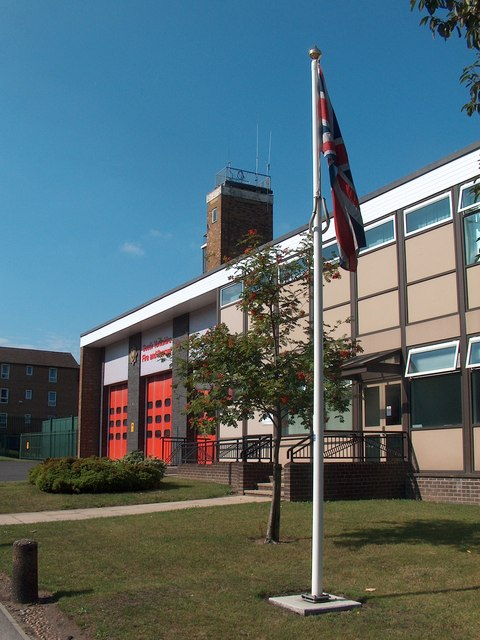 Mansfield Road Fire Station, Sheffield
