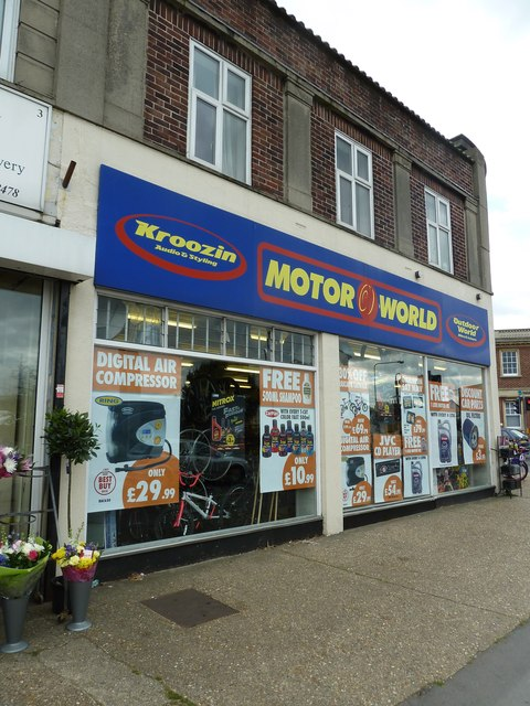 Motor World, Bridge Street