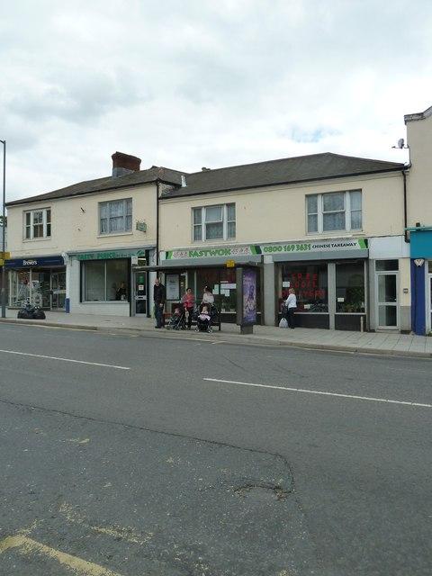 Fastwok Portsmouth Road