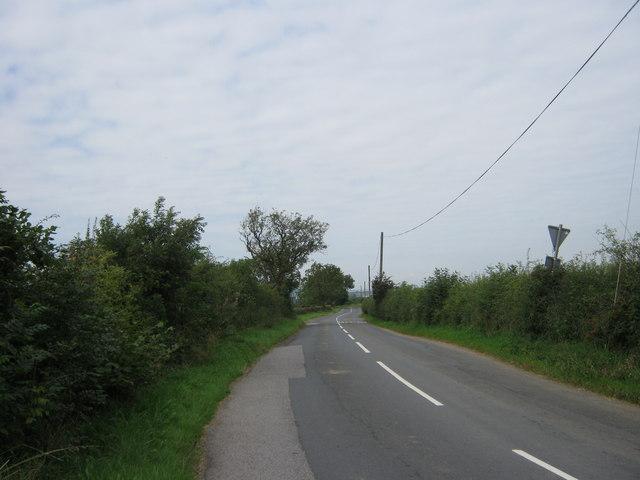 Lime Lane near Brafferton