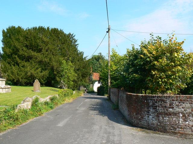 All Saints Road, West Lavington (1)