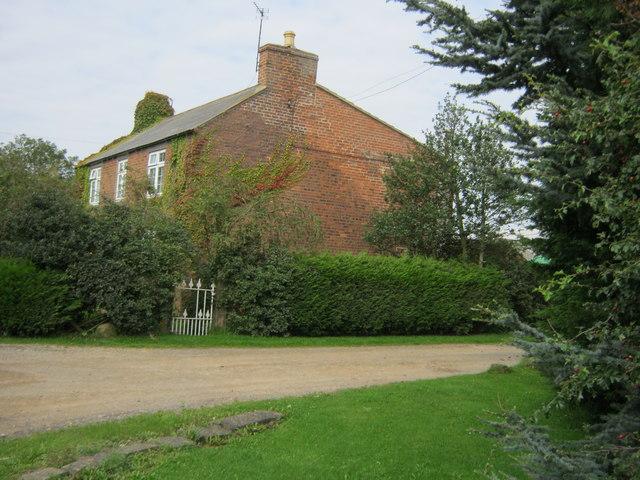 Farmhouse at Stainton Hill House Farm