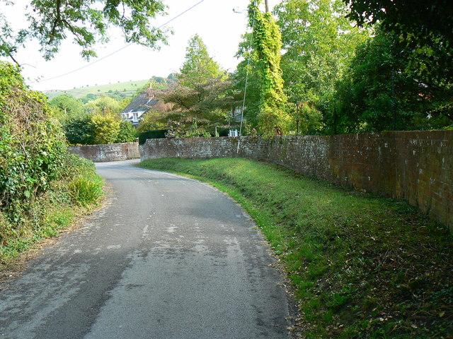 All Saints Road, West Lavington (2)
