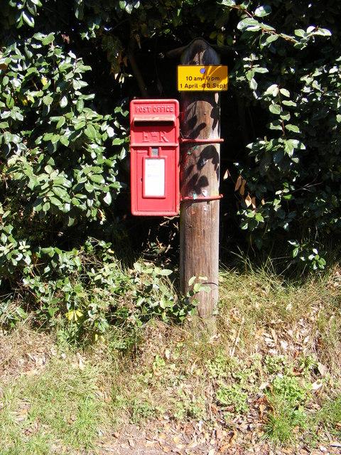 Palmers Lane Postbox