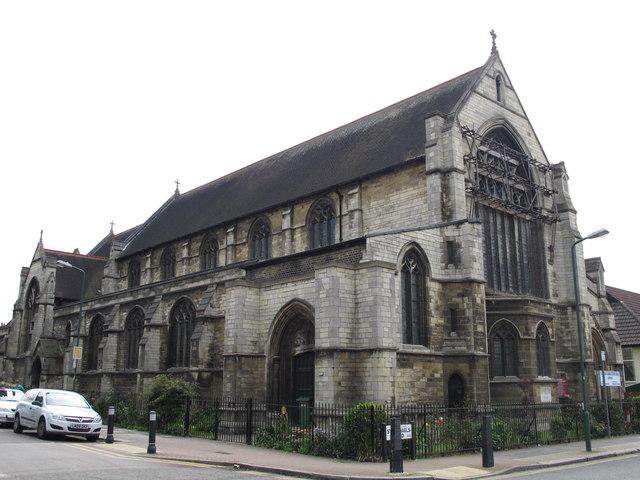 St. Michael's Church of Jesus Christ (Apostolic), St. Michael's Road / Mora Road, NW2