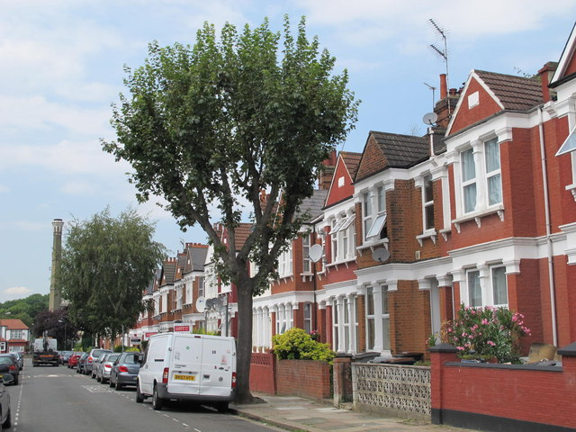 Ivy Road, NW2