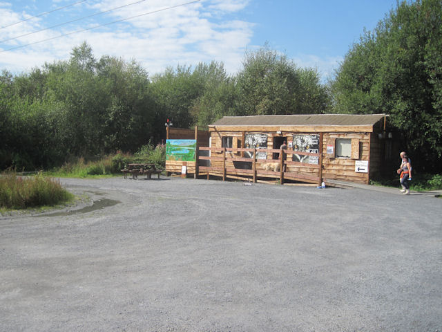 Cors Dyfi visitor centre