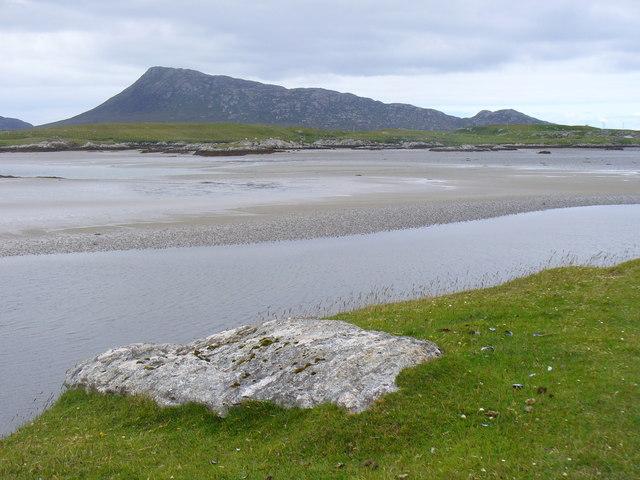 Sand Flats at Grimsay