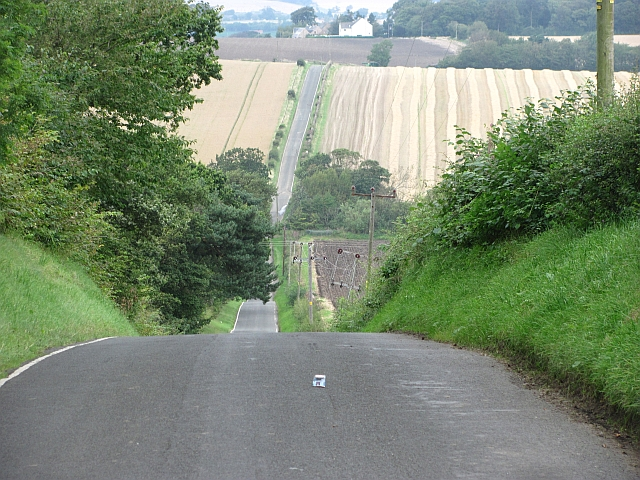 Road from Ochiltree