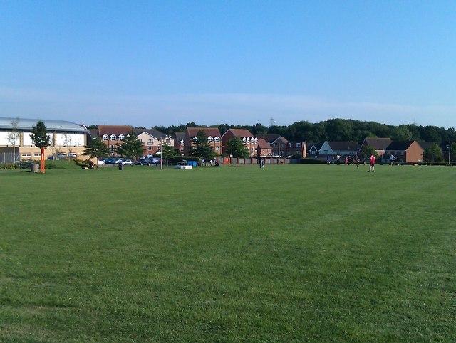 Recreation ground, Whiteley Village