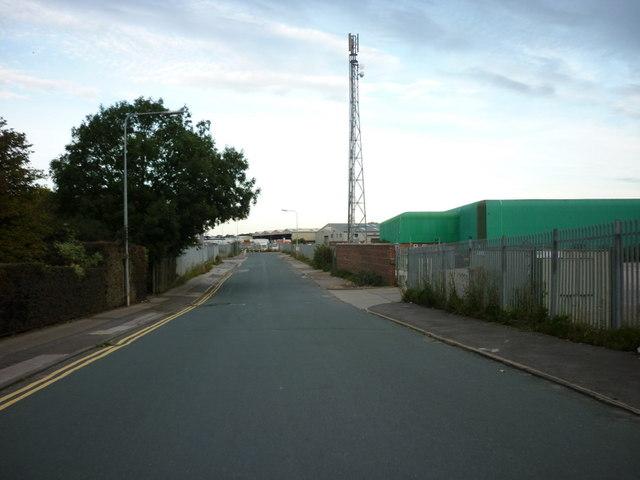 Haller Street, Kingston upon Hull