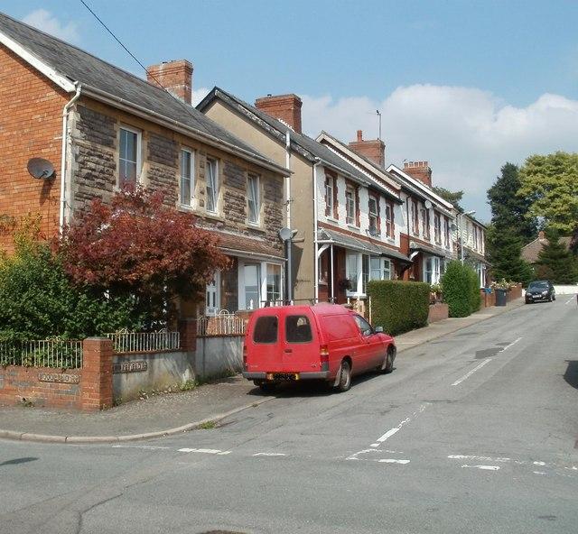 Summerfield Road Abergavenny