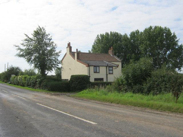 Carr House near Little Stainton