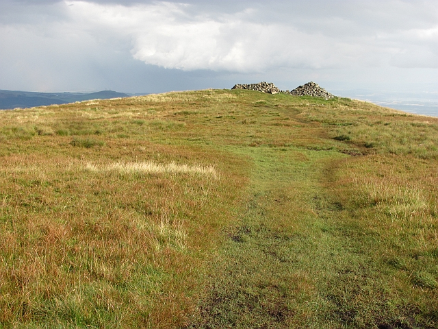 Cairns, King's Seat Hill