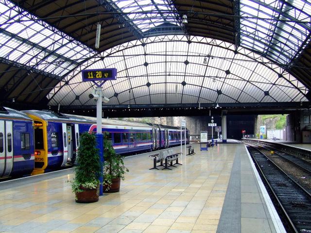 Queen Street railway station
