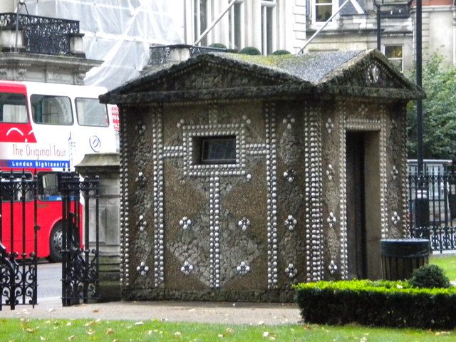 Hut, Grosvenor Gardens SW1