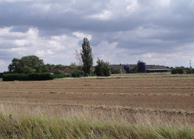Thornton Le Fen Farm