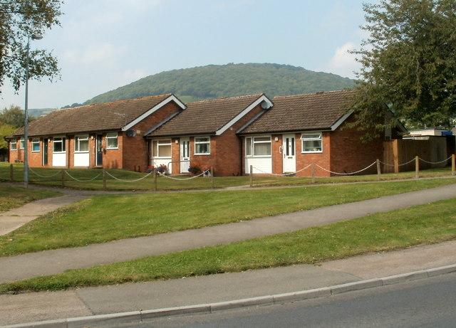 St Teilo's Road bungalows, Mardy