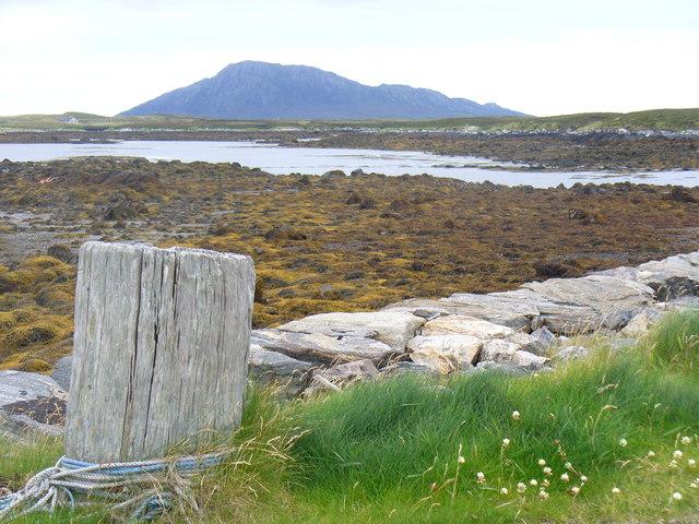 Foreshore at Loch Euphort