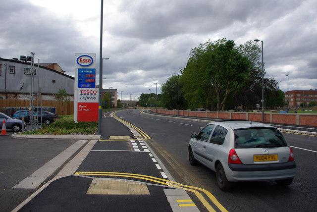 Aston Webb Boulevard, Bournbrook