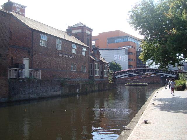 Malt House Pub, Birmingham