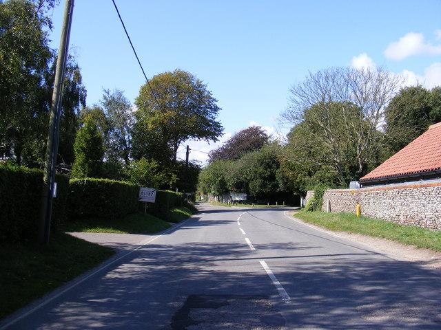 B1438 The Street, Walberswick