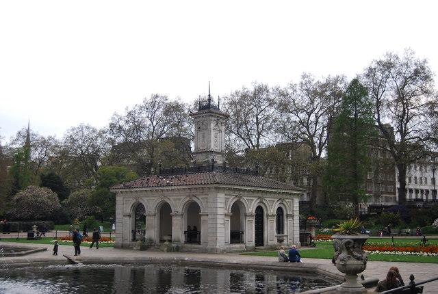 The Fountains Pavilion