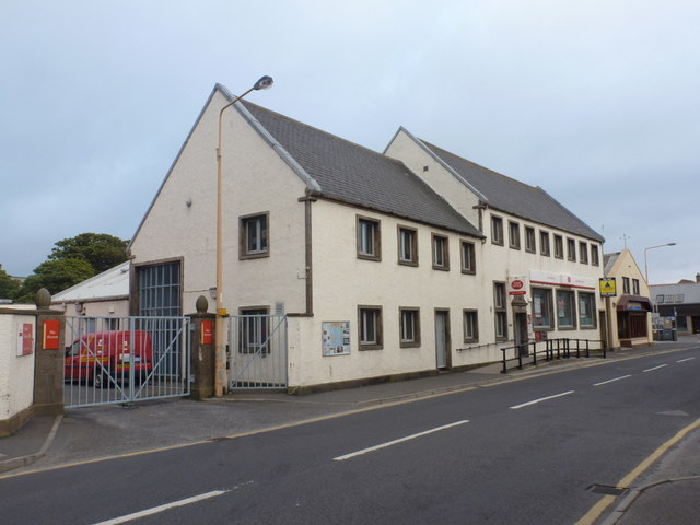Kirkwall: the post office