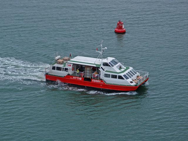 Hythe Ferry