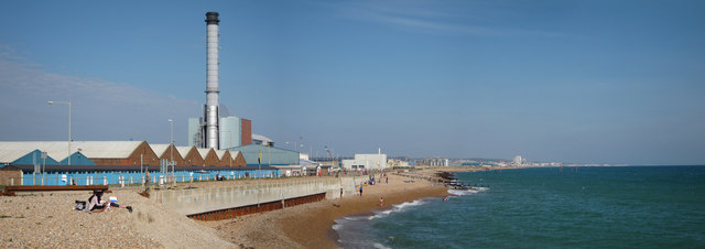 Portslade Beach
