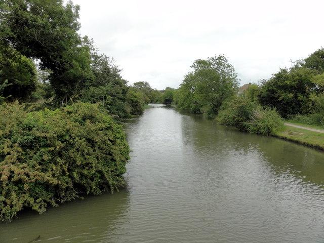 Hythe, Palmarsh Footbridge