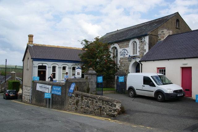 The Tabernacle, Long Street, Newport