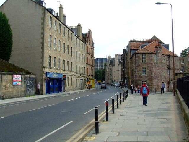 Buccleuch Street
