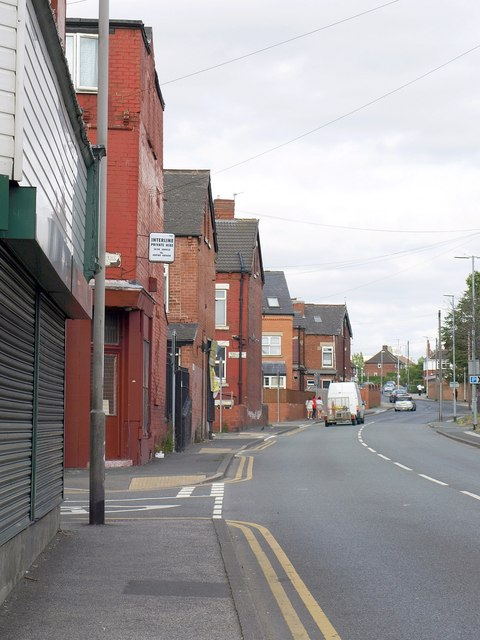 Foundry Approach, Harehills