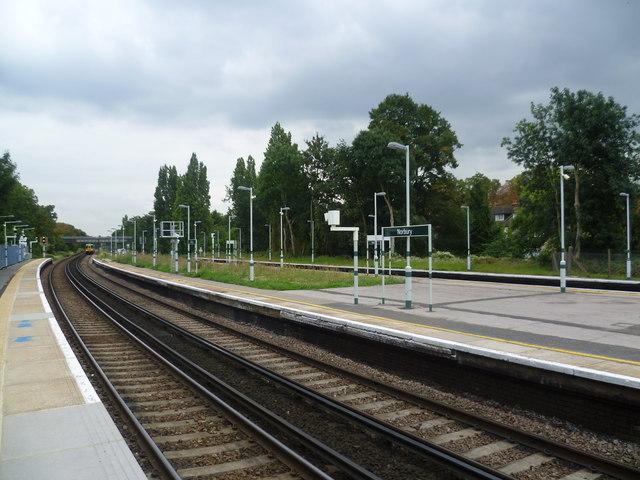 Norbury station