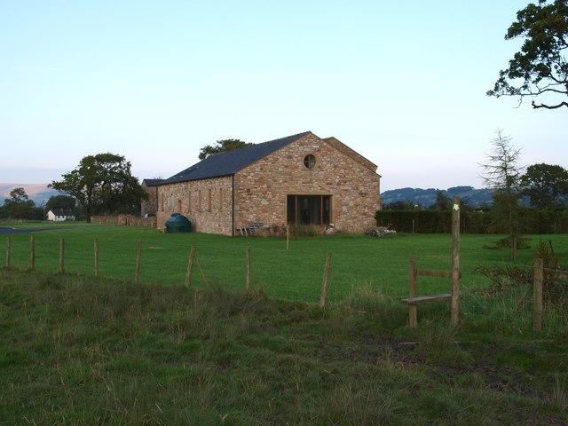 Stile from Dinckley Grange Farm