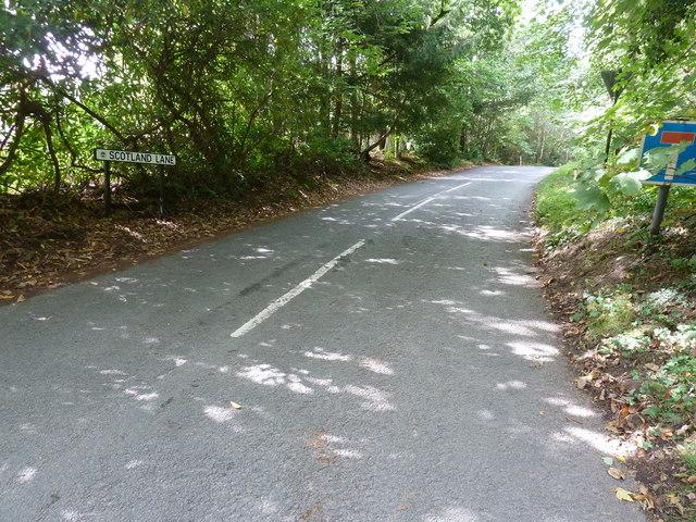 Scotland Lane