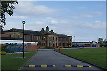 SD4464 : Morecambe Community High School, Dallam Avenue by Stephen Armstrong