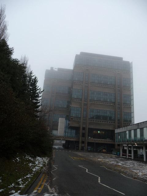 The Muirhead Tower, Birmingham University