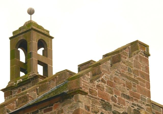 Castle of St John, Stranraer